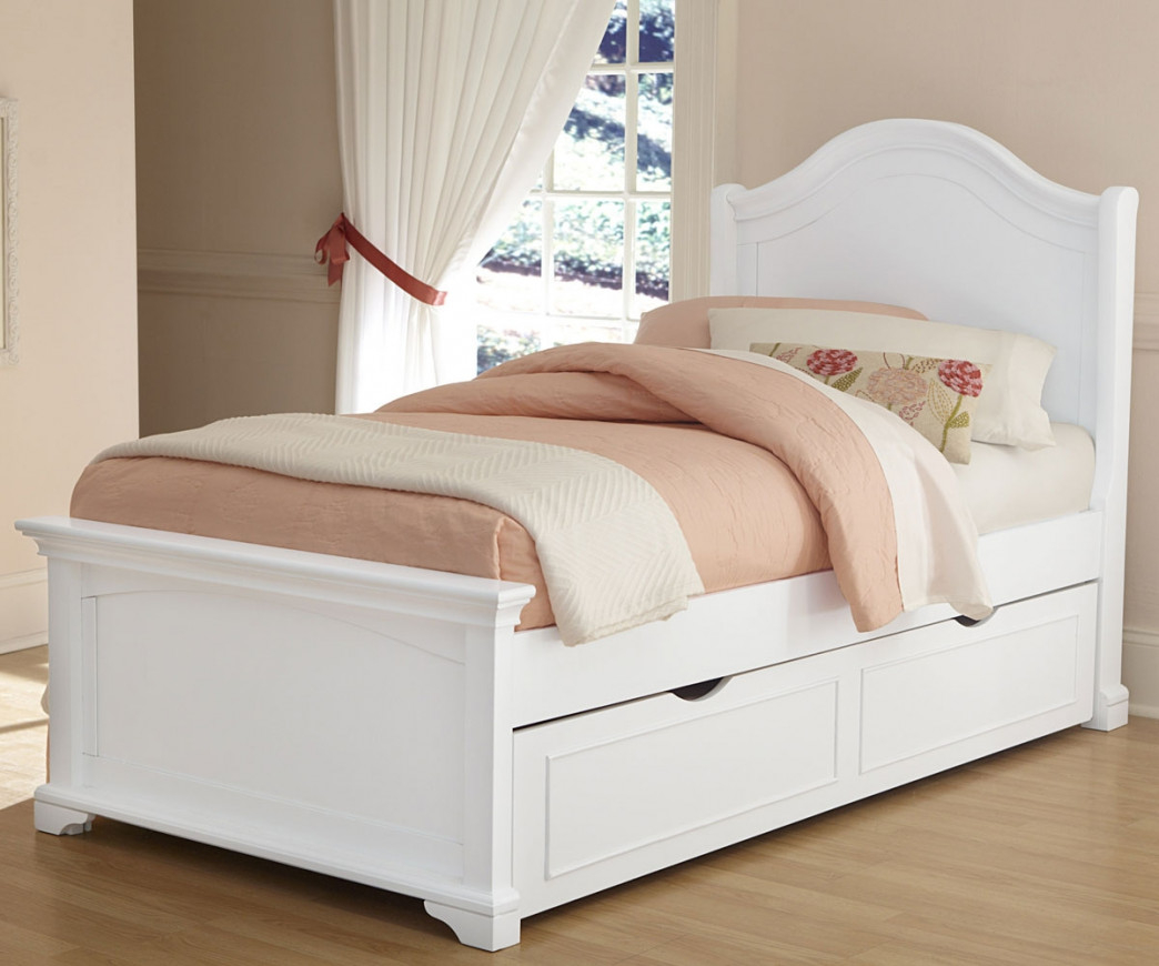 Image of: New Twin Trundle Bed