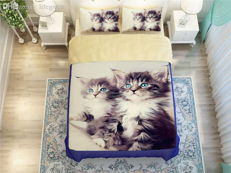 Image of: Nice Cat Bedding Sets