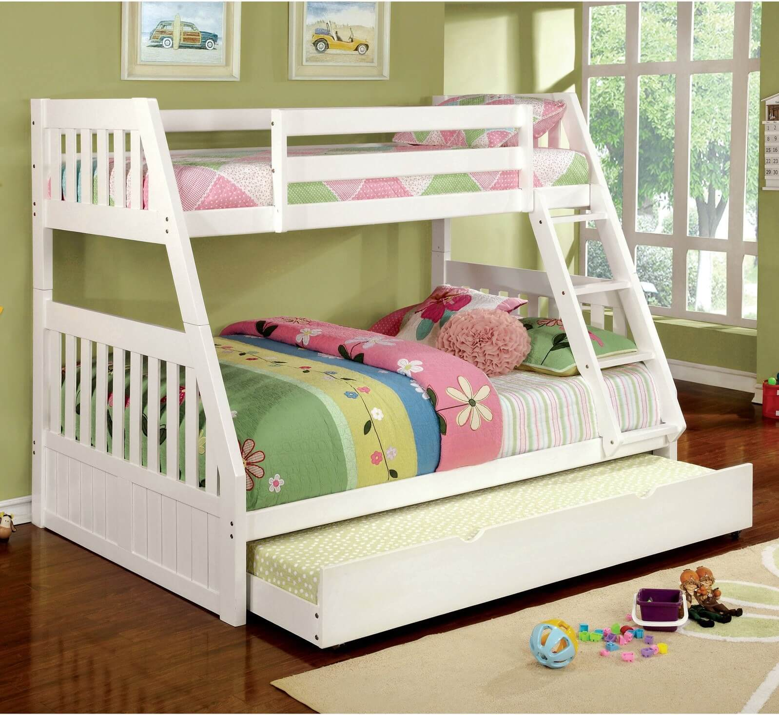 Image of: Nice Sturdy Bunk Beds