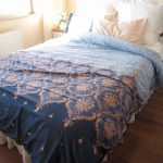 Pink Blue And Grey Bedding Sets