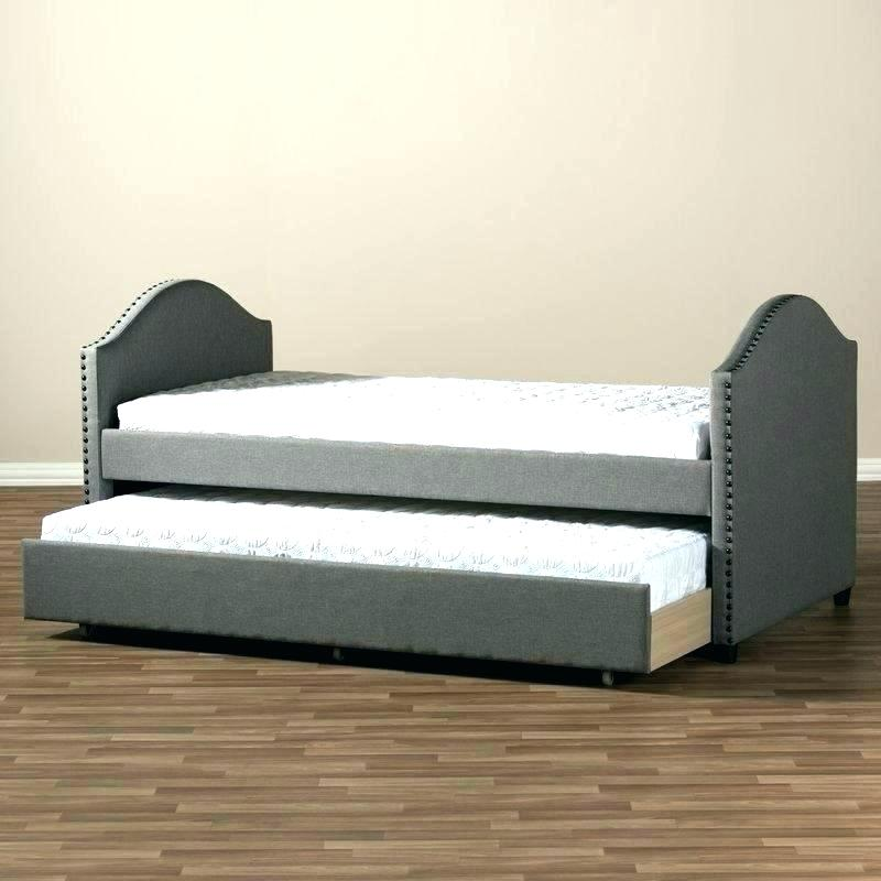 Image of: Pop Up Trundle Bed for Adults