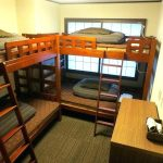 Quad Bunk Beds with Stairs