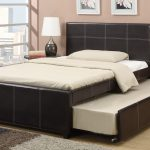 Queen Bed with Trundle Size