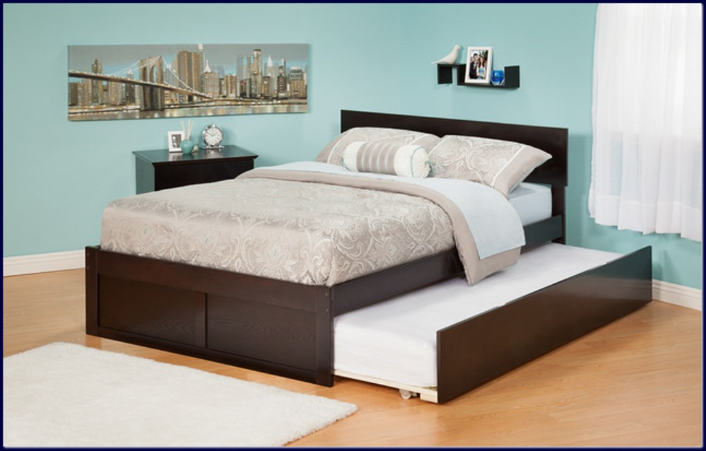 Queen Full Trundle Bed