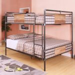 Queen Toddler Size Bunk Beds