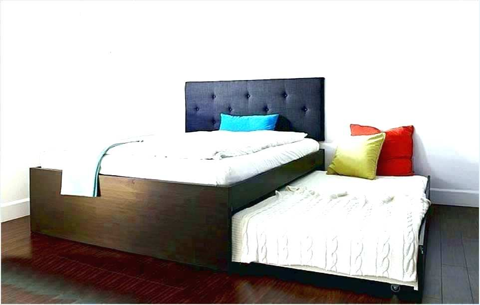 Image of: Queen Trundle Bed Assembly