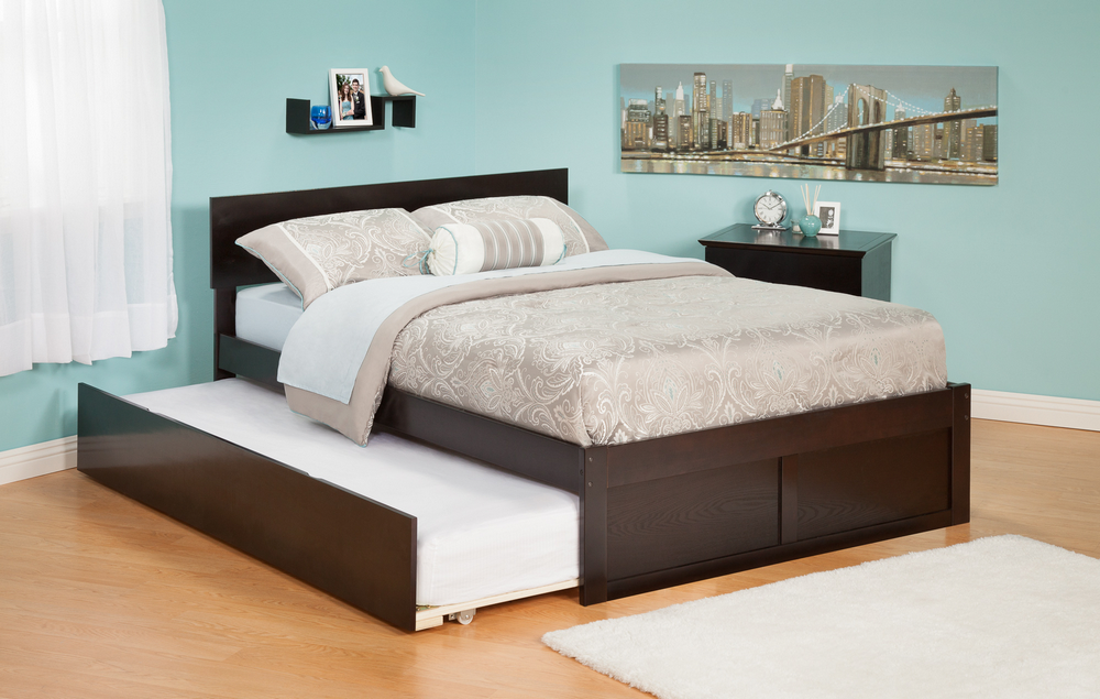 Image of: Queen Trundle Bed For Sale