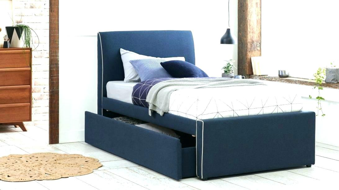 Image of: Queen Trundle Bed Frame