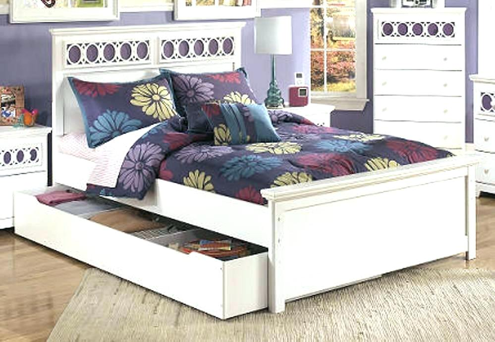 Image of: Queen Trundle Bed King