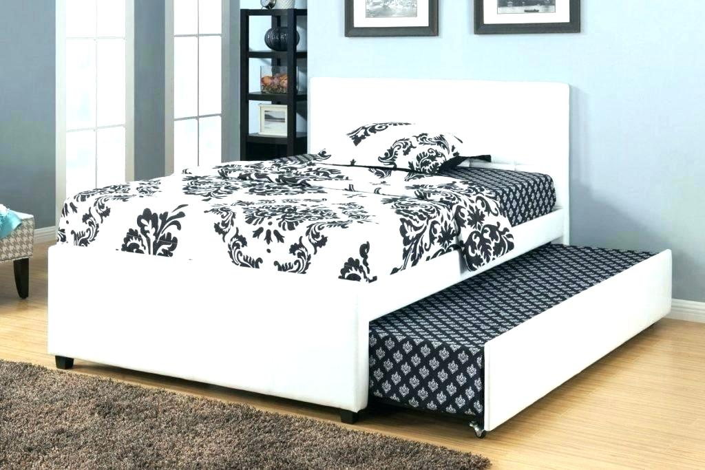 Image of: Queen Trundle Bed Plans