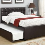 Queen Trundle Bed With Desk