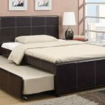 Queen Trundle Bed and Stairs