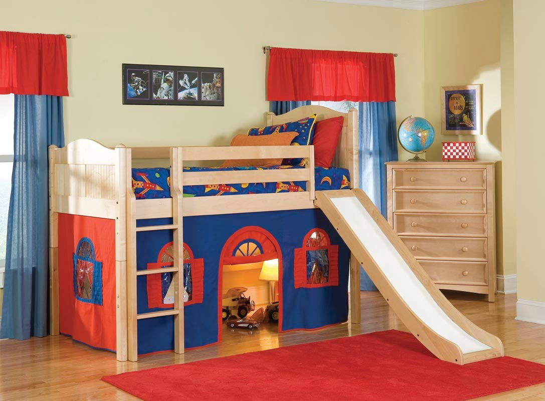 Image of: Rooms to Go Kids Bunk Beds for Kids