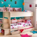 Rooms to Go Kids Bunk Beds with Desk