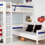 Rooms to Go Kids Bunk Beds with Stairs