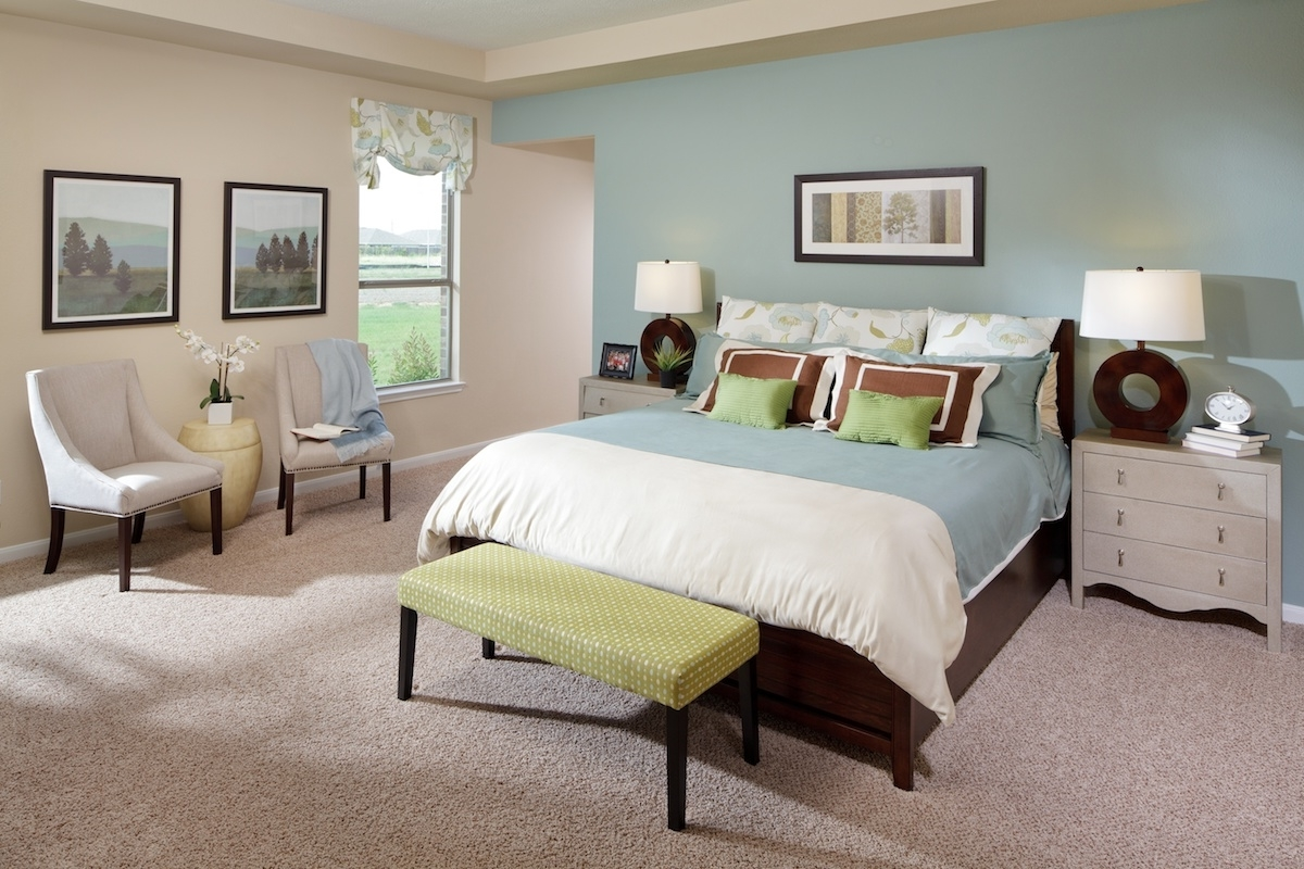 Image of: Rustic Country Bed Sets