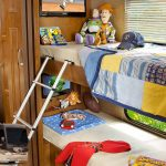 Rv With Bunk Beds Diesel