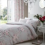 Shabby Chic Floral Bed Set