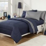 Simple Blue And Green Bedding Sets