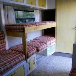 Simple Travel Trailers with Bunk Beds