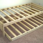 Simple Twin Trundle Bed Frame