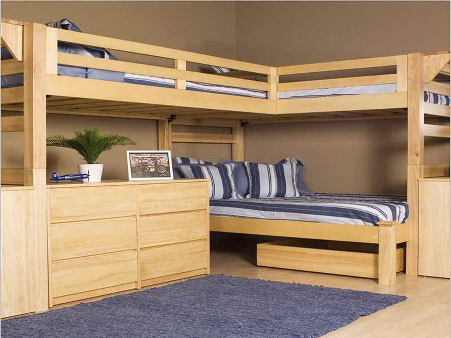 Image of: Sturdy Bunk Beds Ideas