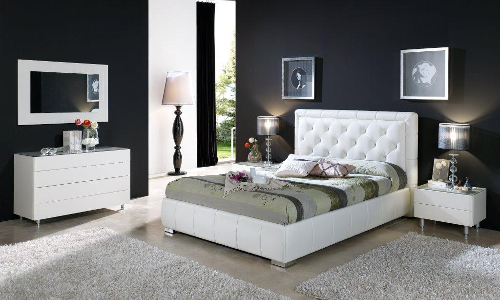 Image of: Stylish Contemporary Bed Sets