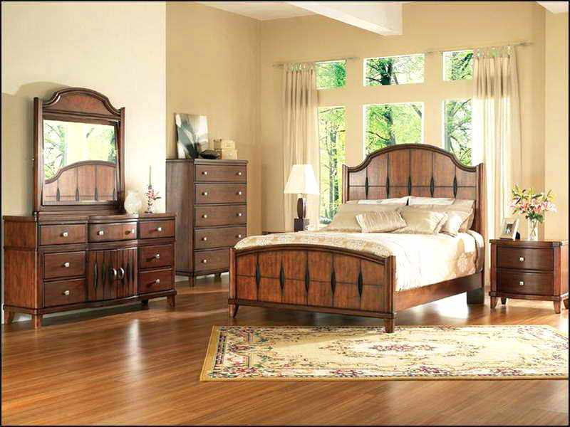 Image of: Stylish Country Bed Sets