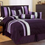 System Dark Purple Bedding Sets