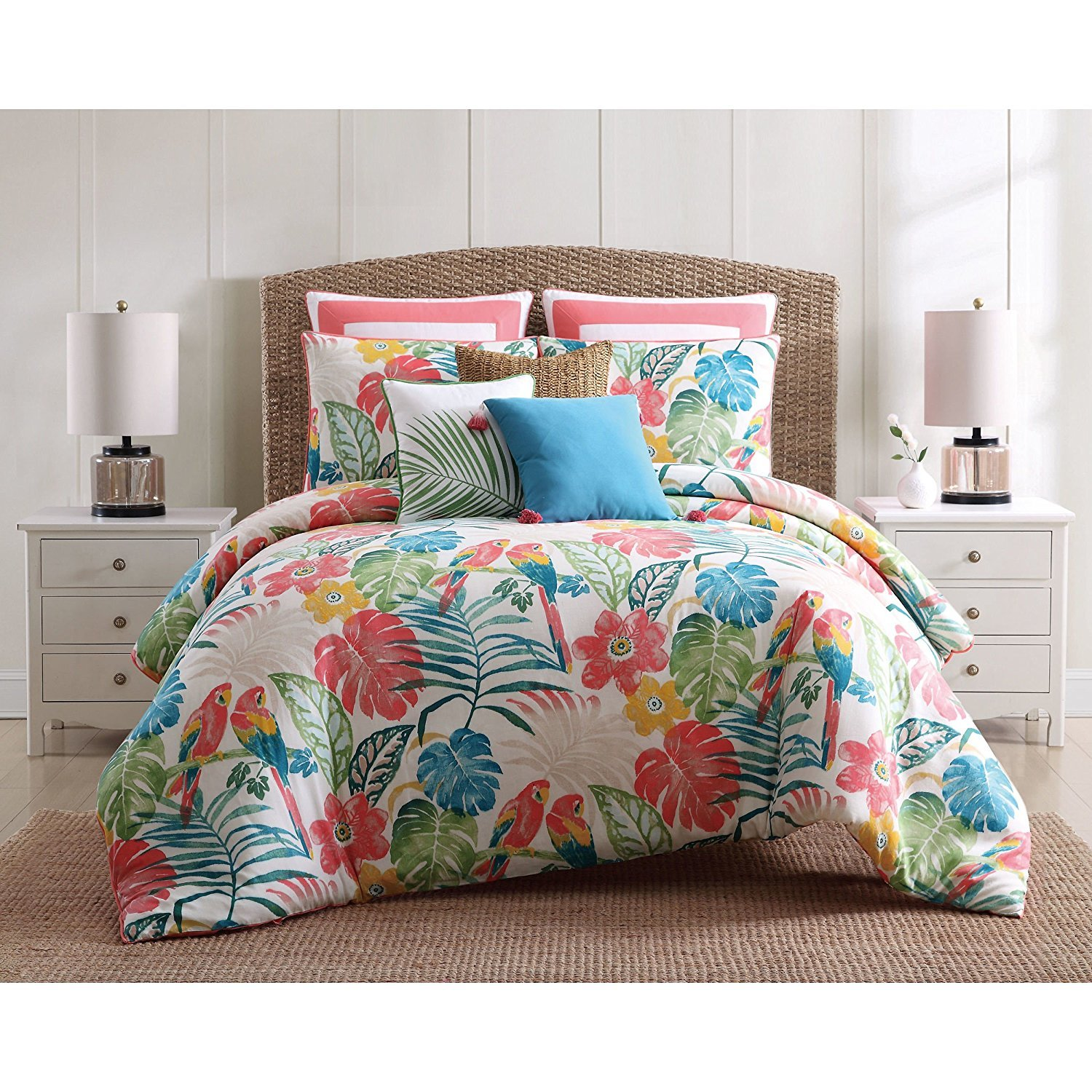 Image of: Theme Bright Colorful Bedding Sets