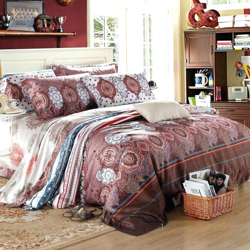 Themed Bohemian Style Bedding