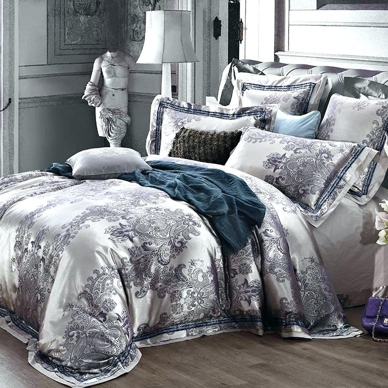 Image of: Top Contemporary Luxury Bedding