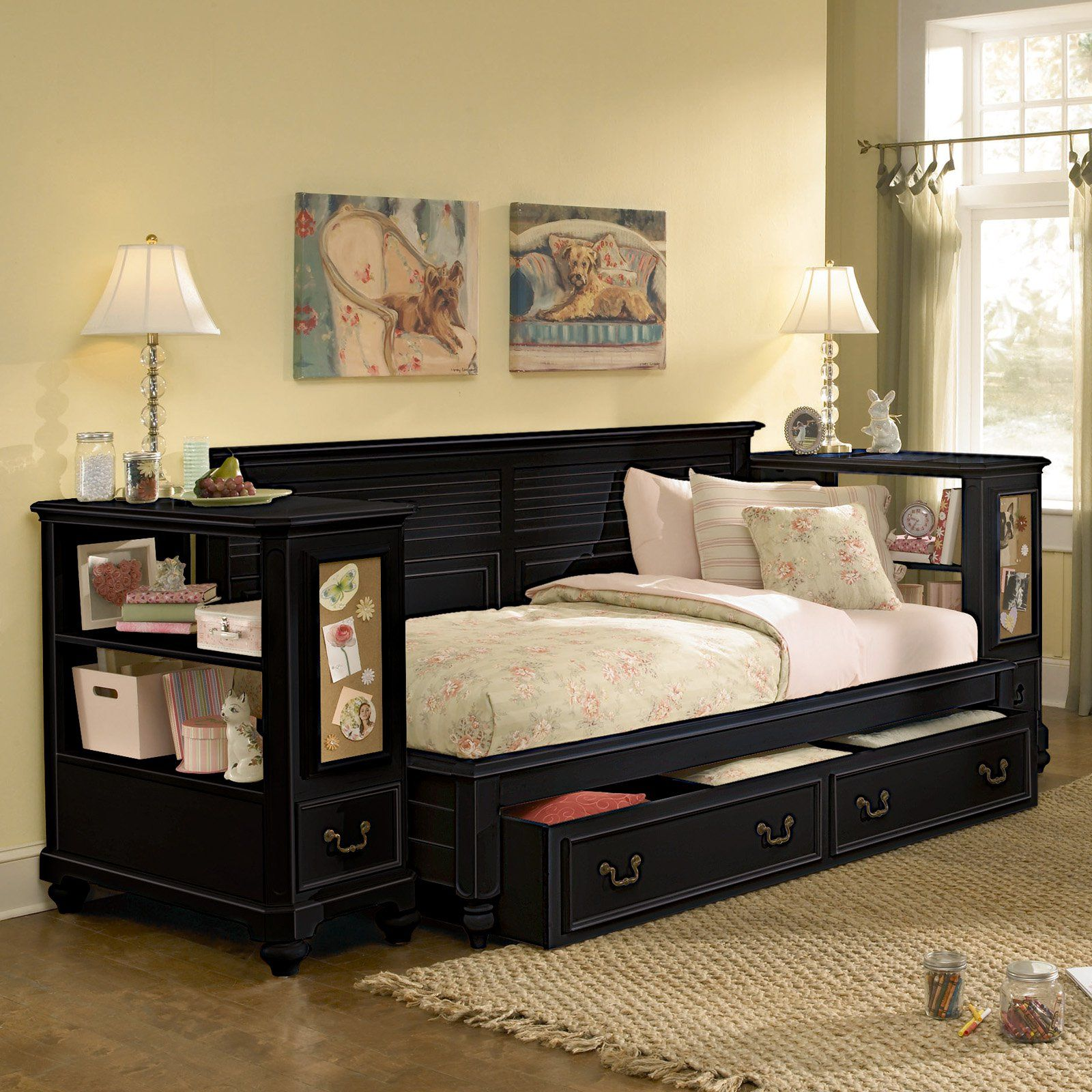 Image of: Top Full Size Day Bed