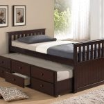 Top Twin Bed with Trundle