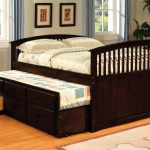 Top Twin Trundle Bed