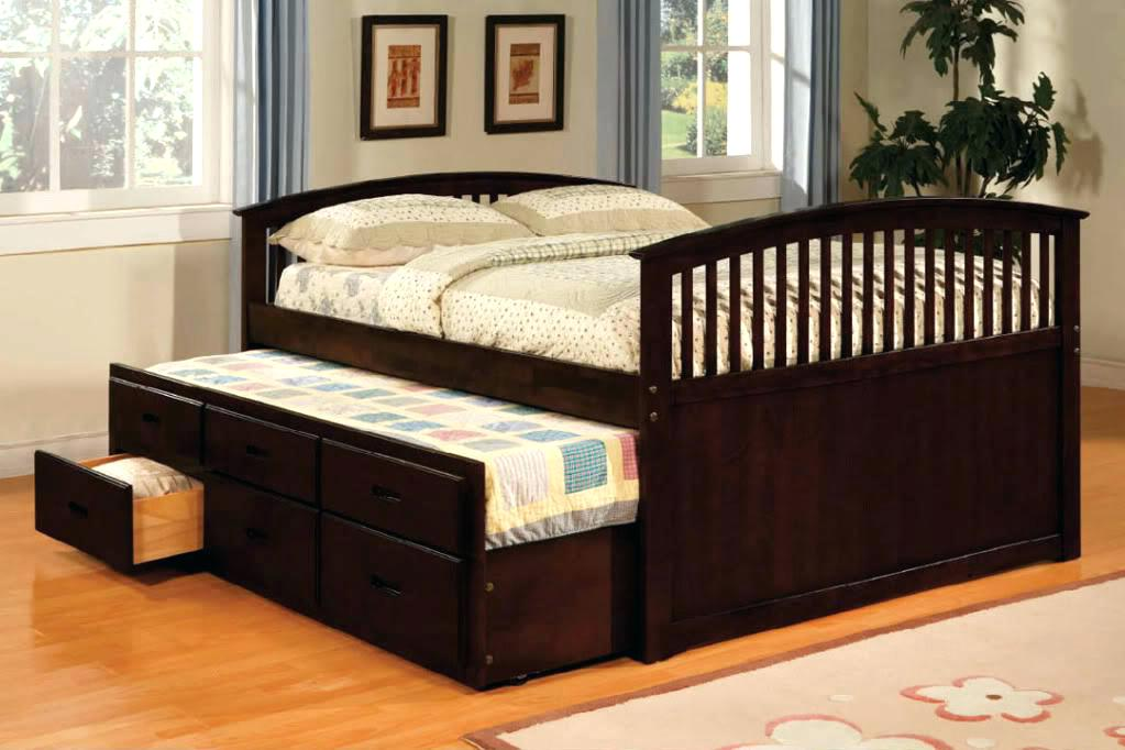 Image of: Top Twin Trundle Bed