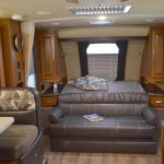Travel Trailers with Bunk Beds Design