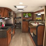 Travel Trailers with Bunk Beds Idea
