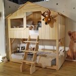 Treehouse Bunk Bed Design