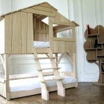 Treehouse Bunk Bed Model