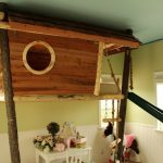 Treehouse Loft Bed Frame
