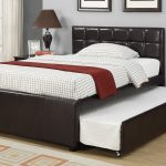 Twin Bed with Trundle Style