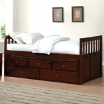 Twin Daybed With Pop Up Trundle Bed