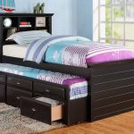 Twin Trundle Bed Design