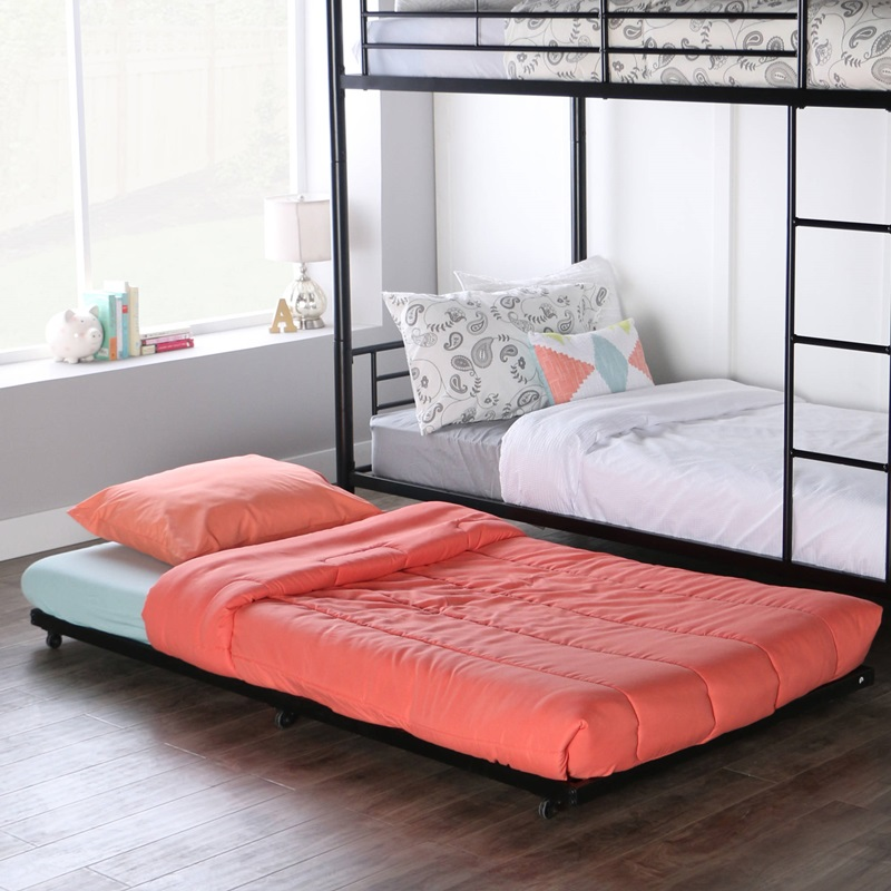 Image of: Twin Trundle Bed Frame