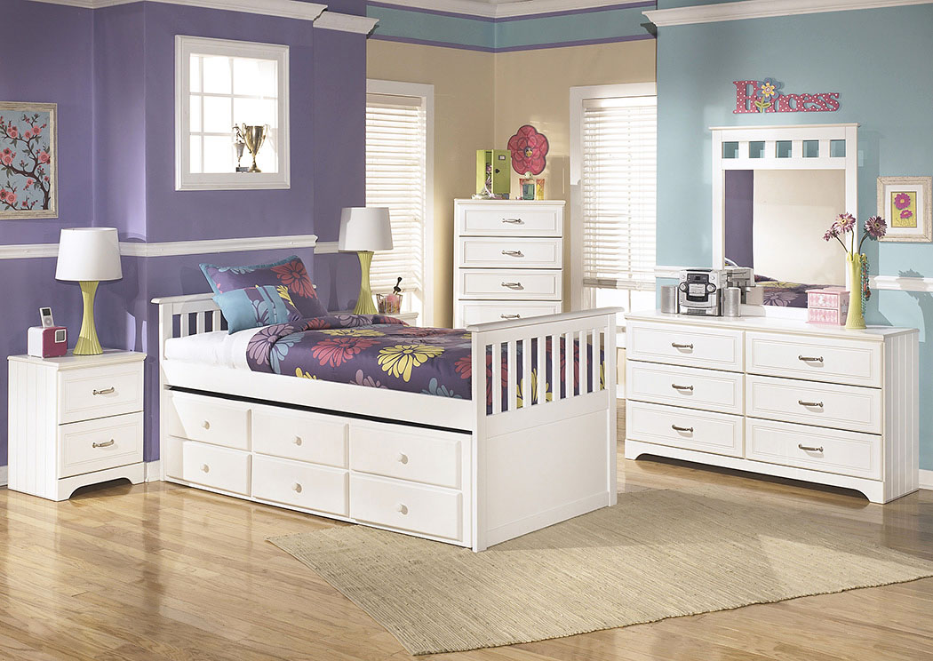 Image of: Twin Trundle Bed Set