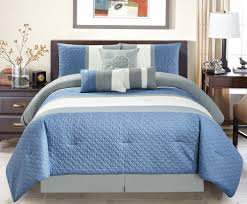 Use Blue Bed Sets