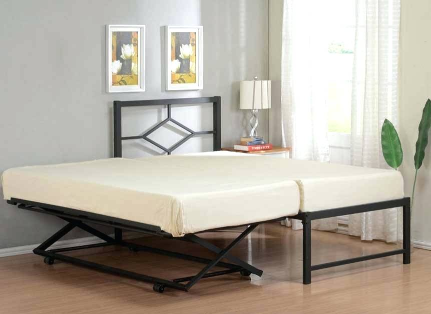 Image of: What is Pop Up Trundle Bed