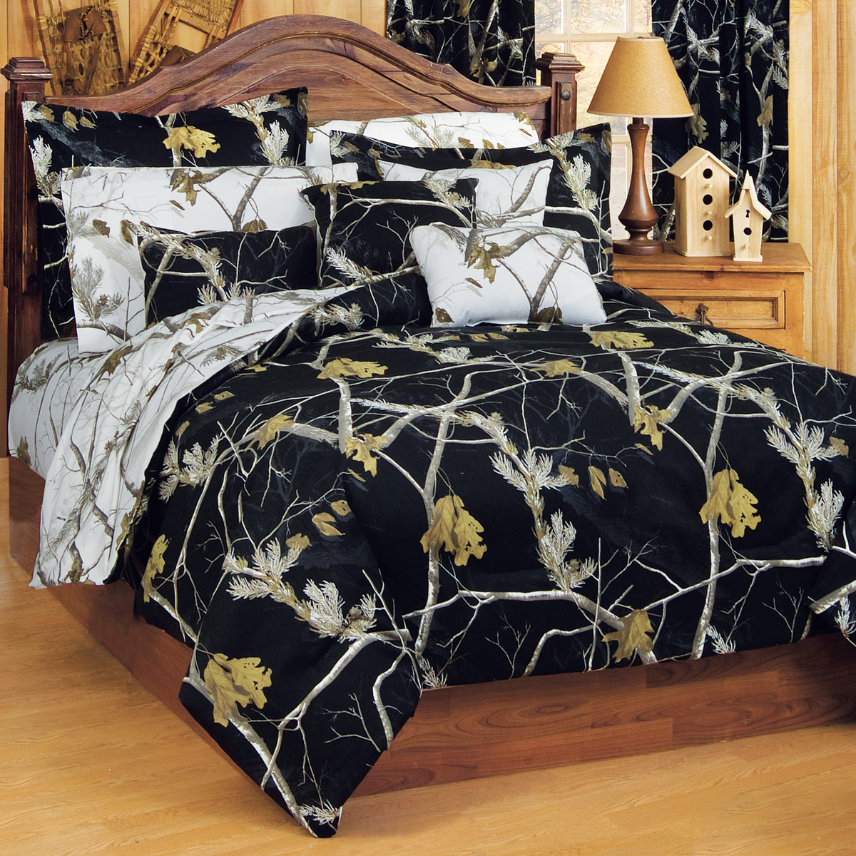 Why Camouflage Bedding