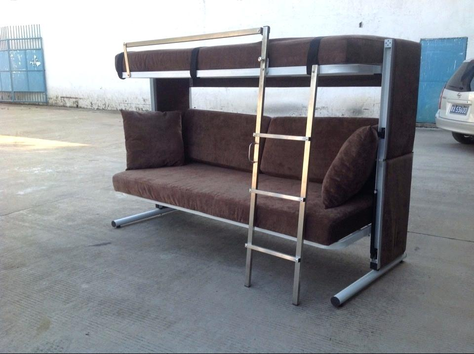 Wonderful Sofa Bunk Bed Convertible